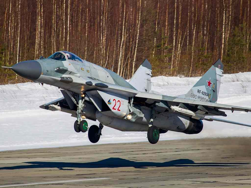 MiG-29SMT 'Upgraded Fulcrum'